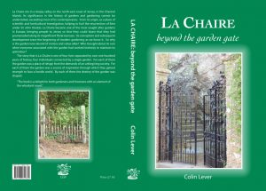 La Chaire - book cover