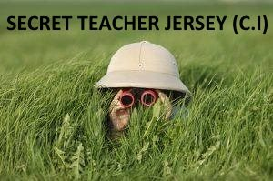 secret techer Jersey